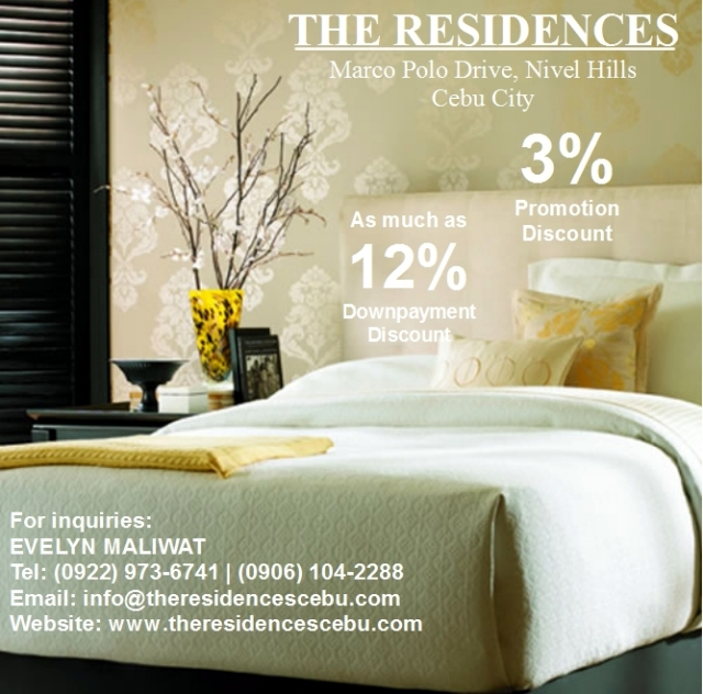 Marco Polo Residences Promotion and discount