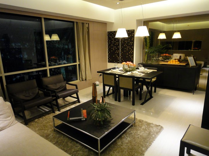 Marco Polo Residences Model Homes