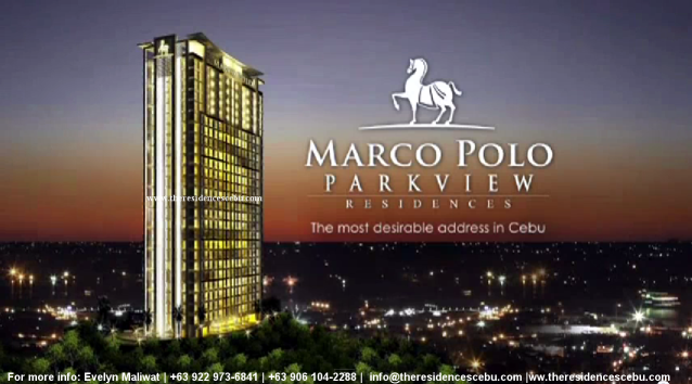 Marco Polo Parkview is the third tower to rise at Marco Polo Residences